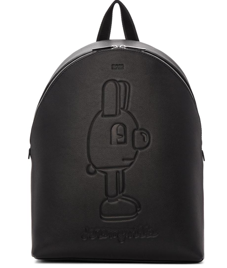 Black Jeremyville Backpack