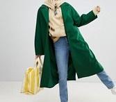 Weekday Wool Coat