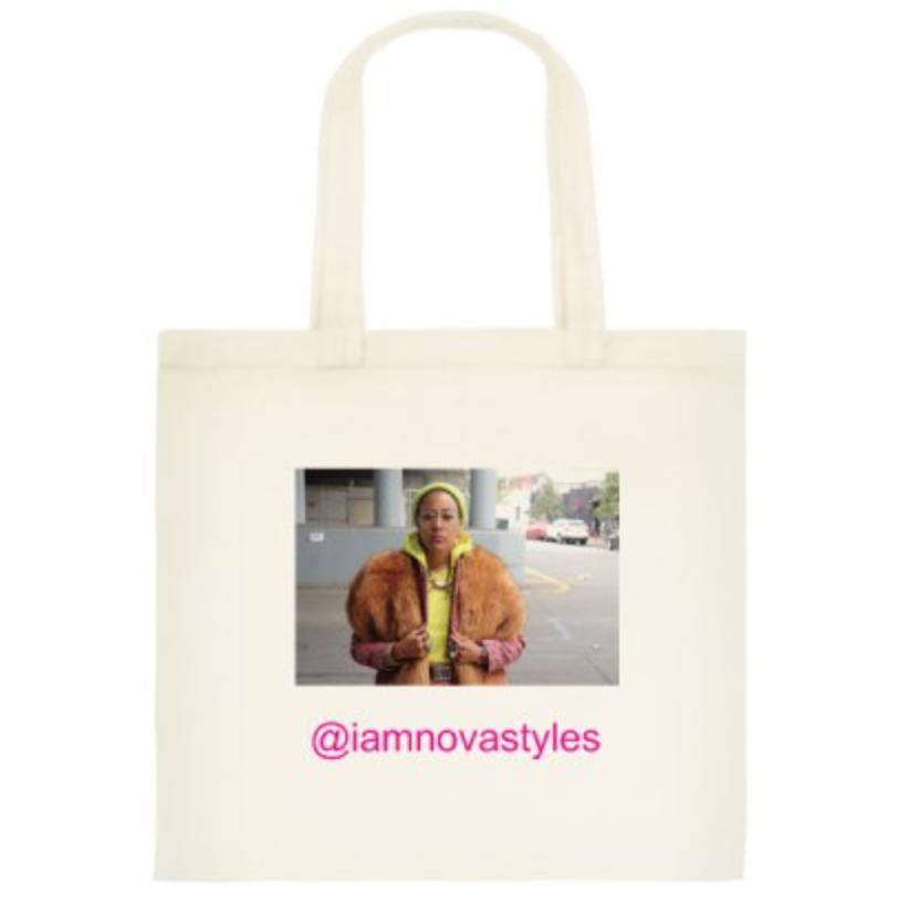 I am Nova Styles Tote Bag