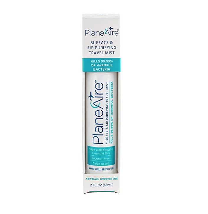 PlaneAire Disinfectant Spray