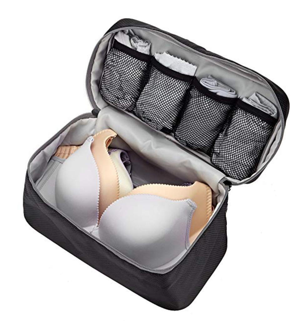 Undergarments Travel Organizer
