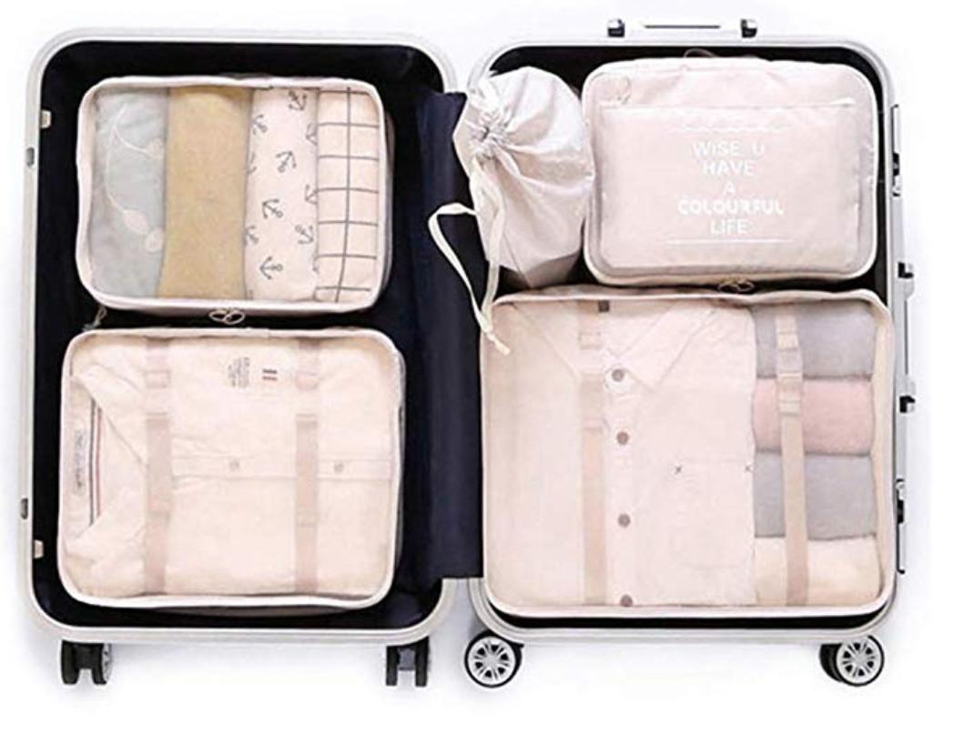 Luggage Packing Organizer