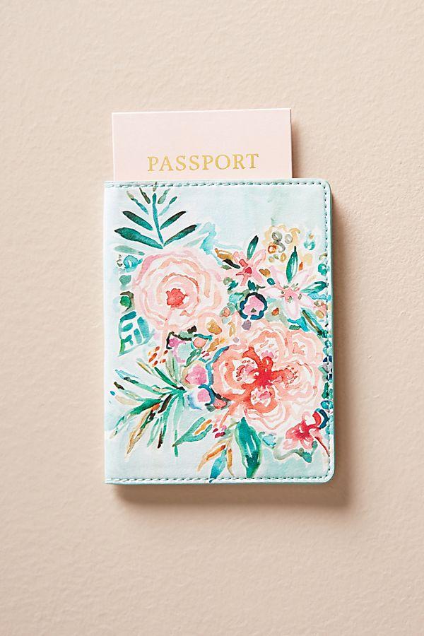Barbarian Passport Holder