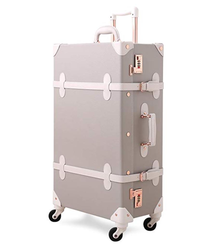 Unitravel Vintage Suitcase