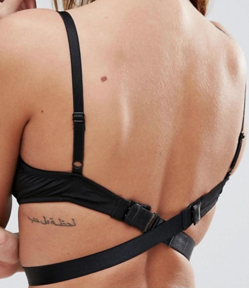 Low Back Bra Converter
