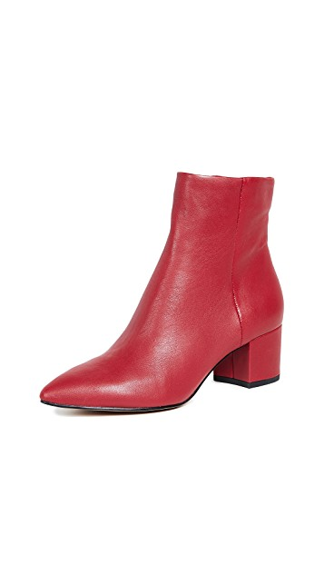 Dolce Vita Red Booties