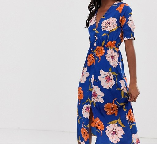 Tall Influence Midi Dress
