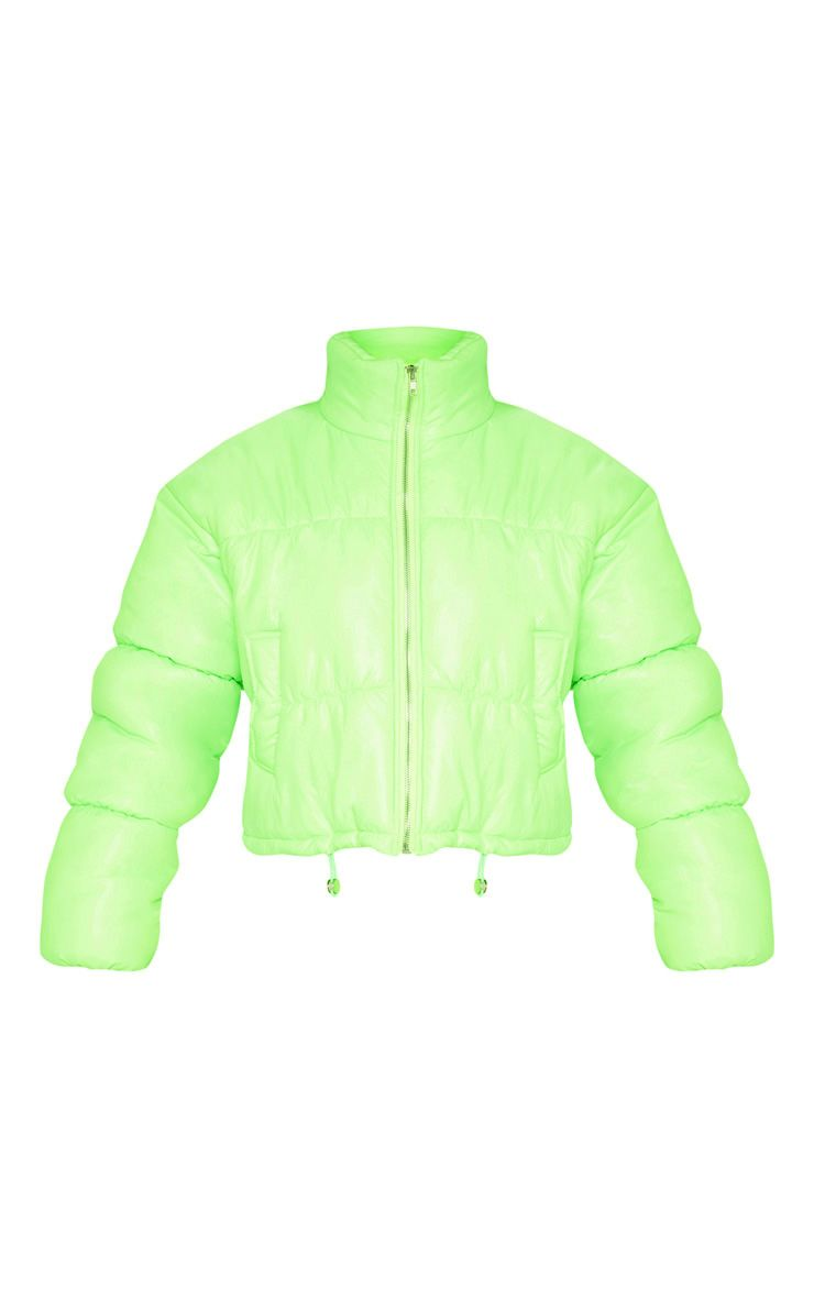 Lime Cropped Puffer
