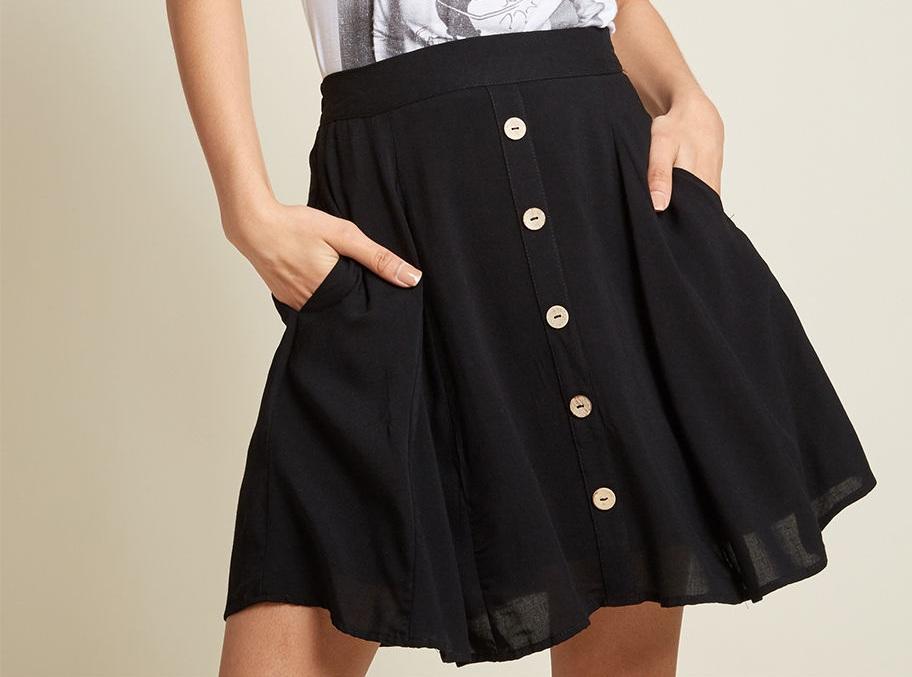 You Sassy Skater Skirt