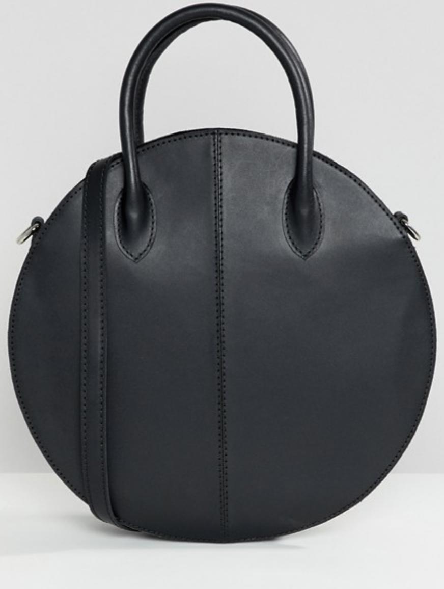 Circle Shopper Bag