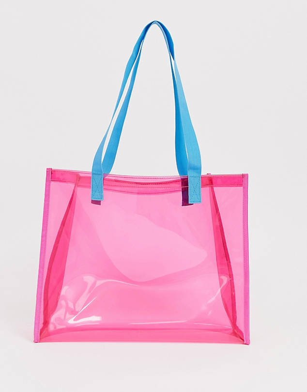 Beach Shopper Bag