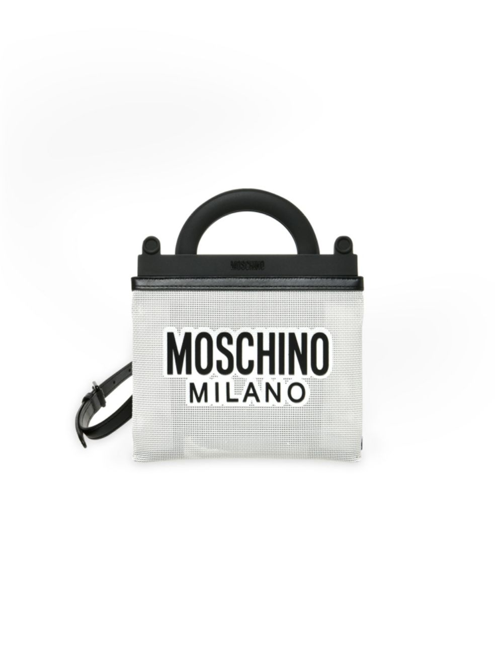 Logo Net Shopping Bag