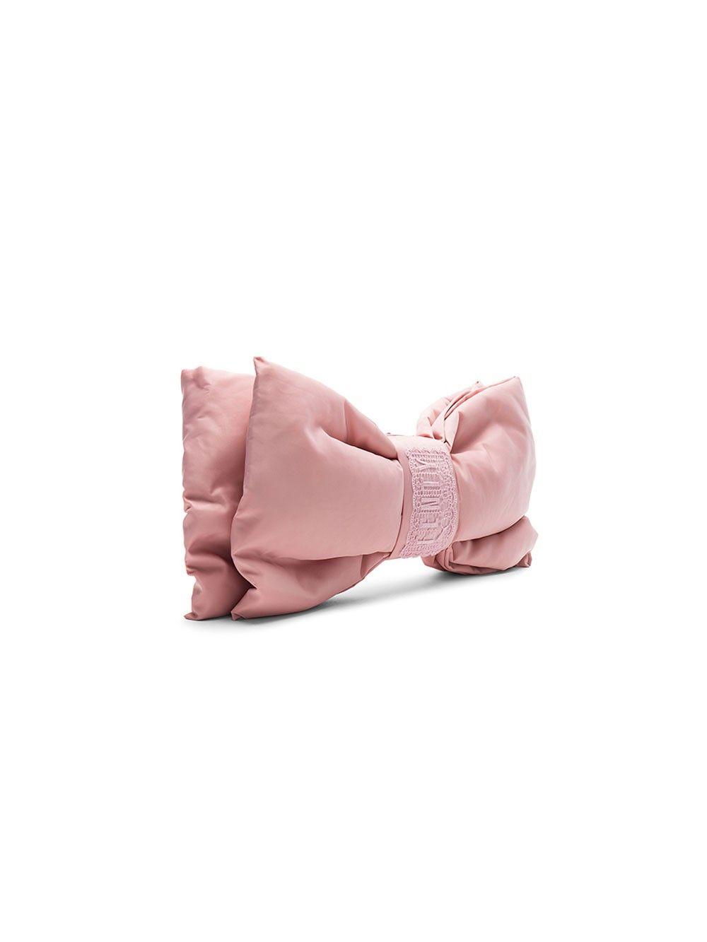 Fenty Pink Bow Bag
