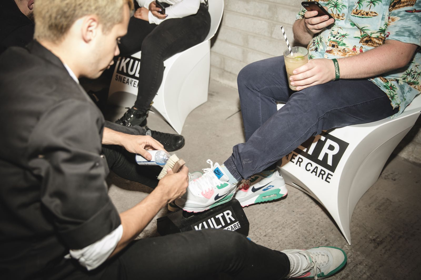 sneaker cleaning pop up shop corporate event activations.jpg