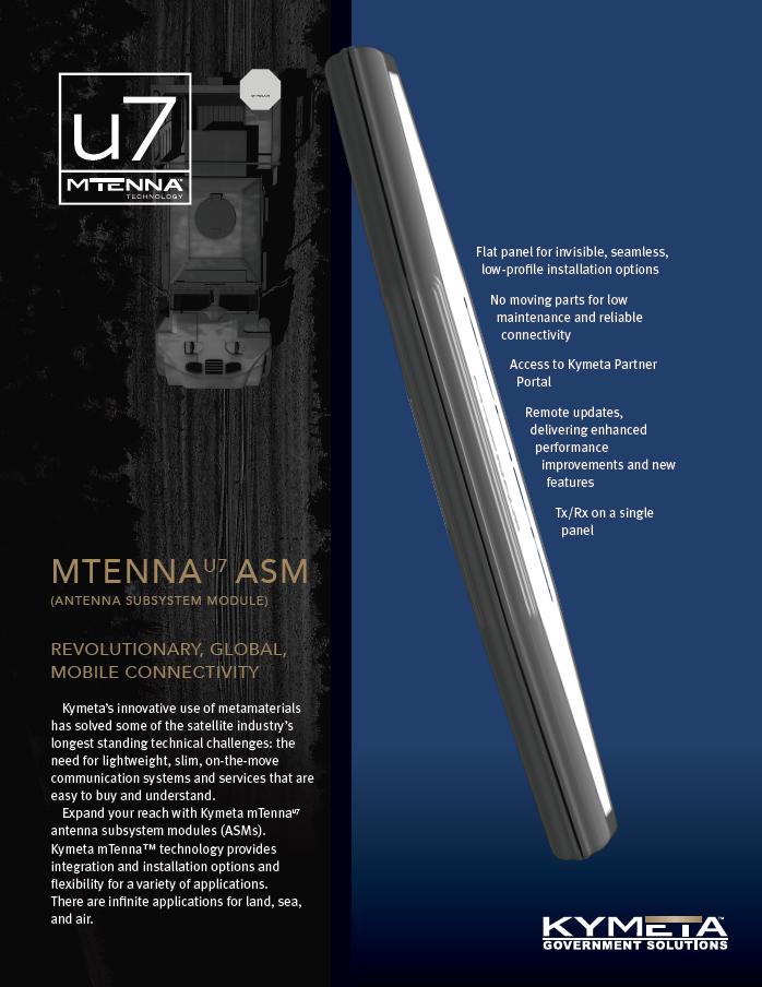 mTenna ASM Data Sheet