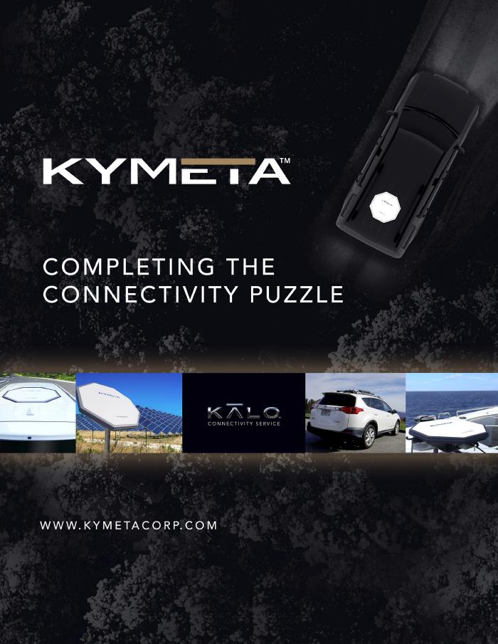 Kymeta Corporate Brochure