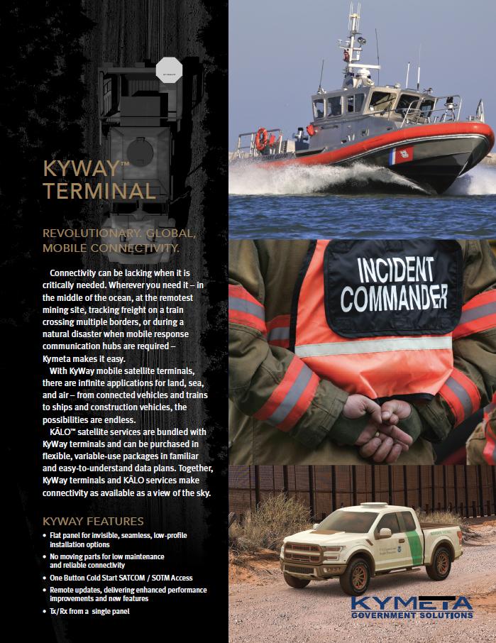 KGS KyWay Data Sheet