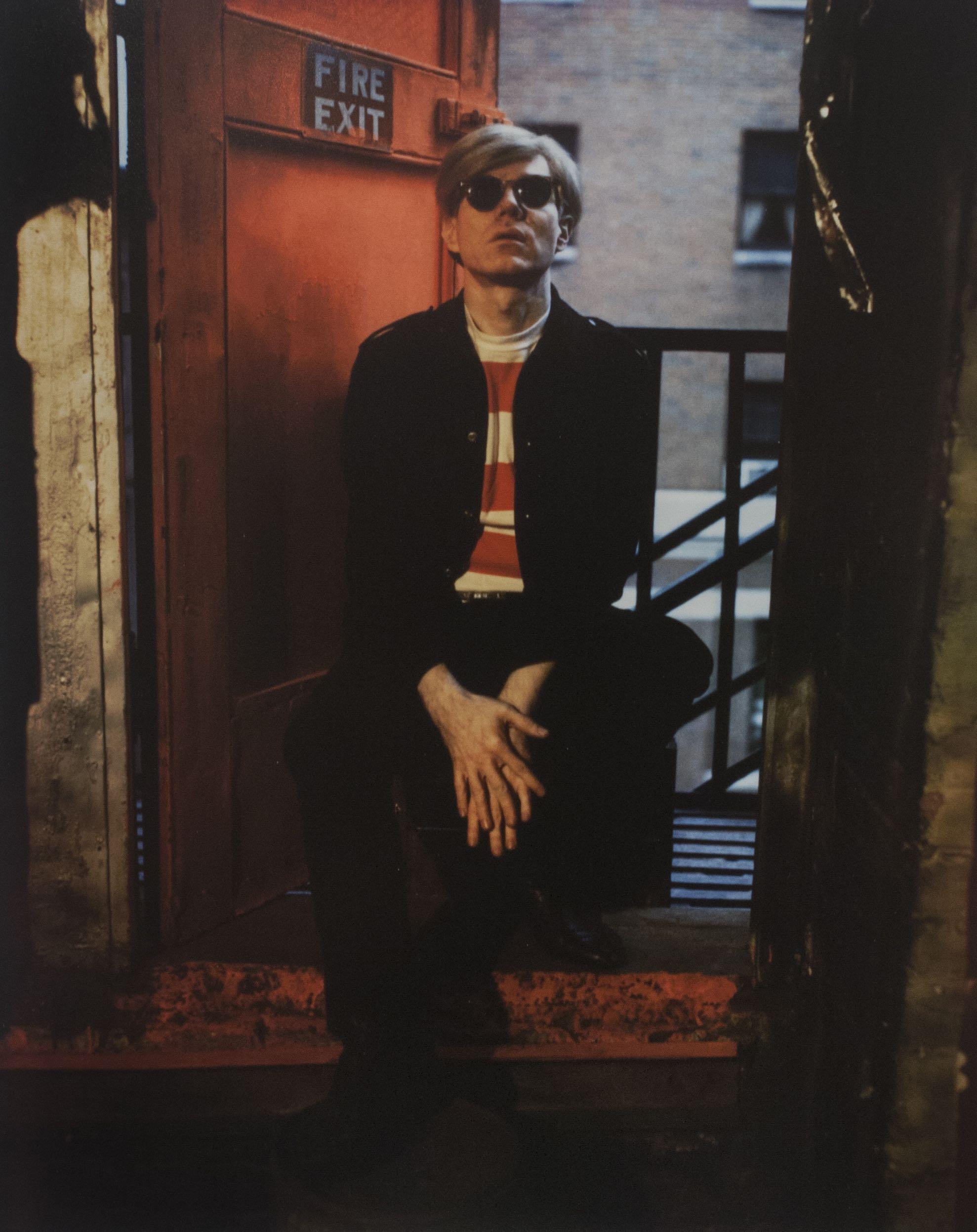 Marie Cosindas, Andy Warhol