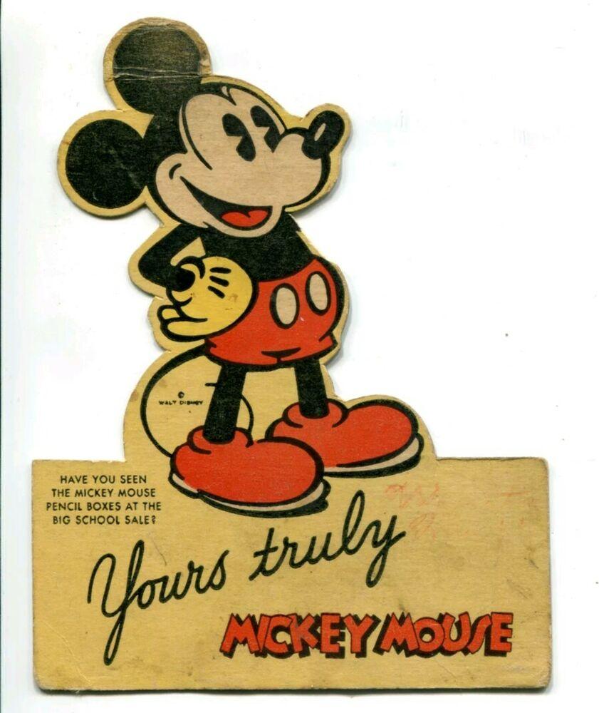 Vintage Disney Bottle Topper (ebay.com)
