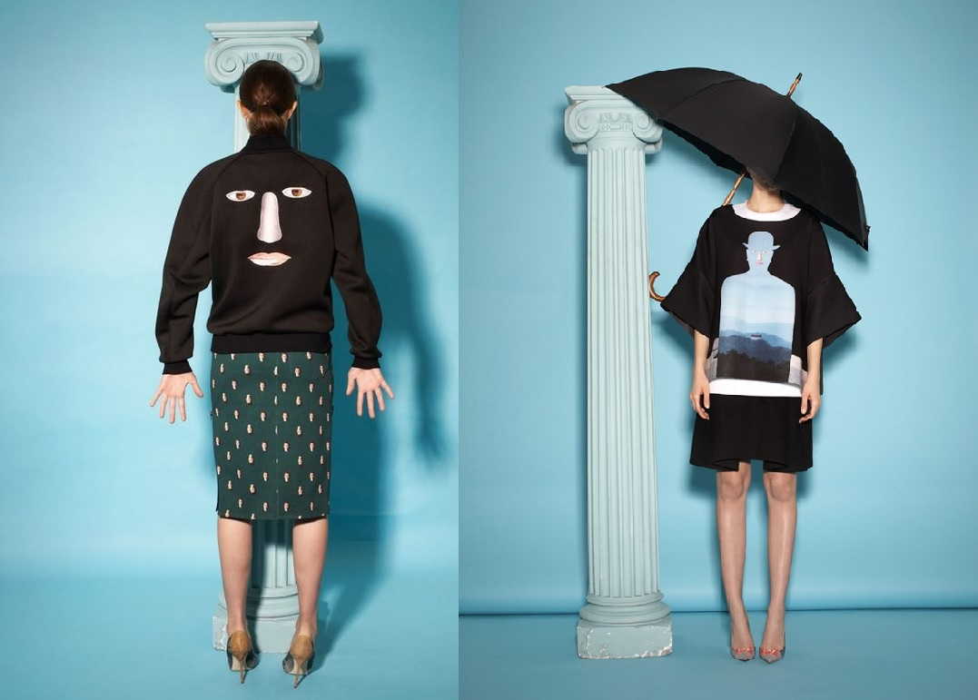 Opening Ceremony x Magritte