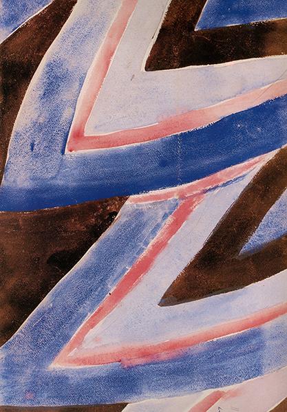 Fabric design, 1925