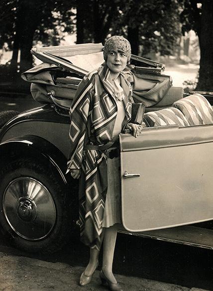 Coat, 1926