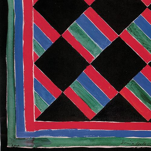 Scarf design, 1943