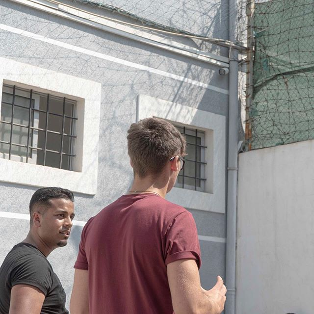 A team of Albania went to prison to worship, do a play and share their testimony. It is great to see how these young people grow in sharing the breathing and living gospel. #MissionAdventures #ywam #outreach