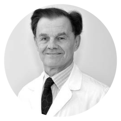 Dr. Richard Davies MD  Professor of Cardiology, University of Ottawa Heart Institute