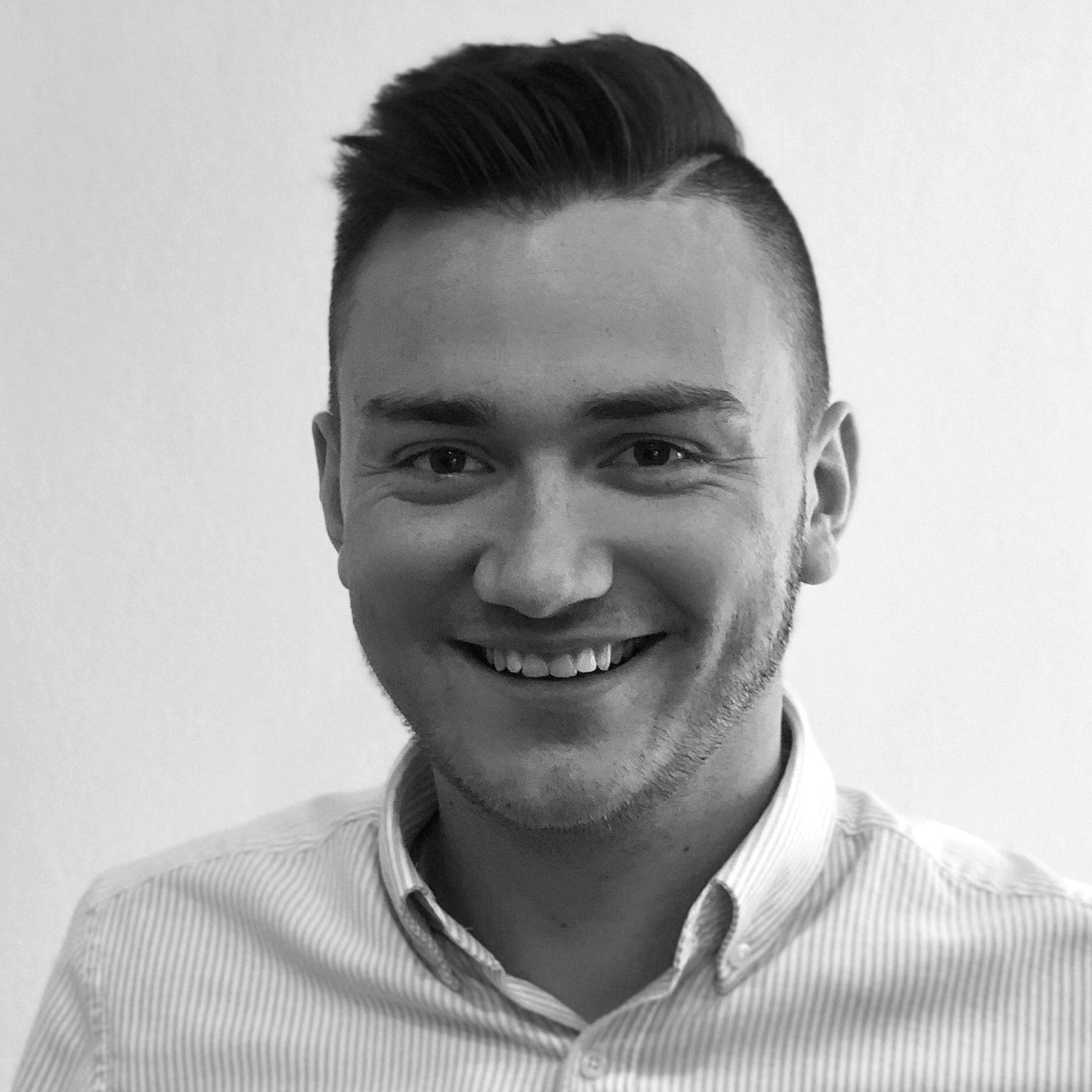 "alex brookes - Sales ExecutiveHaving previously worked for Apple, Alex has used his technical knowledge to become a B&O expert.""There will be a discount code for that"""