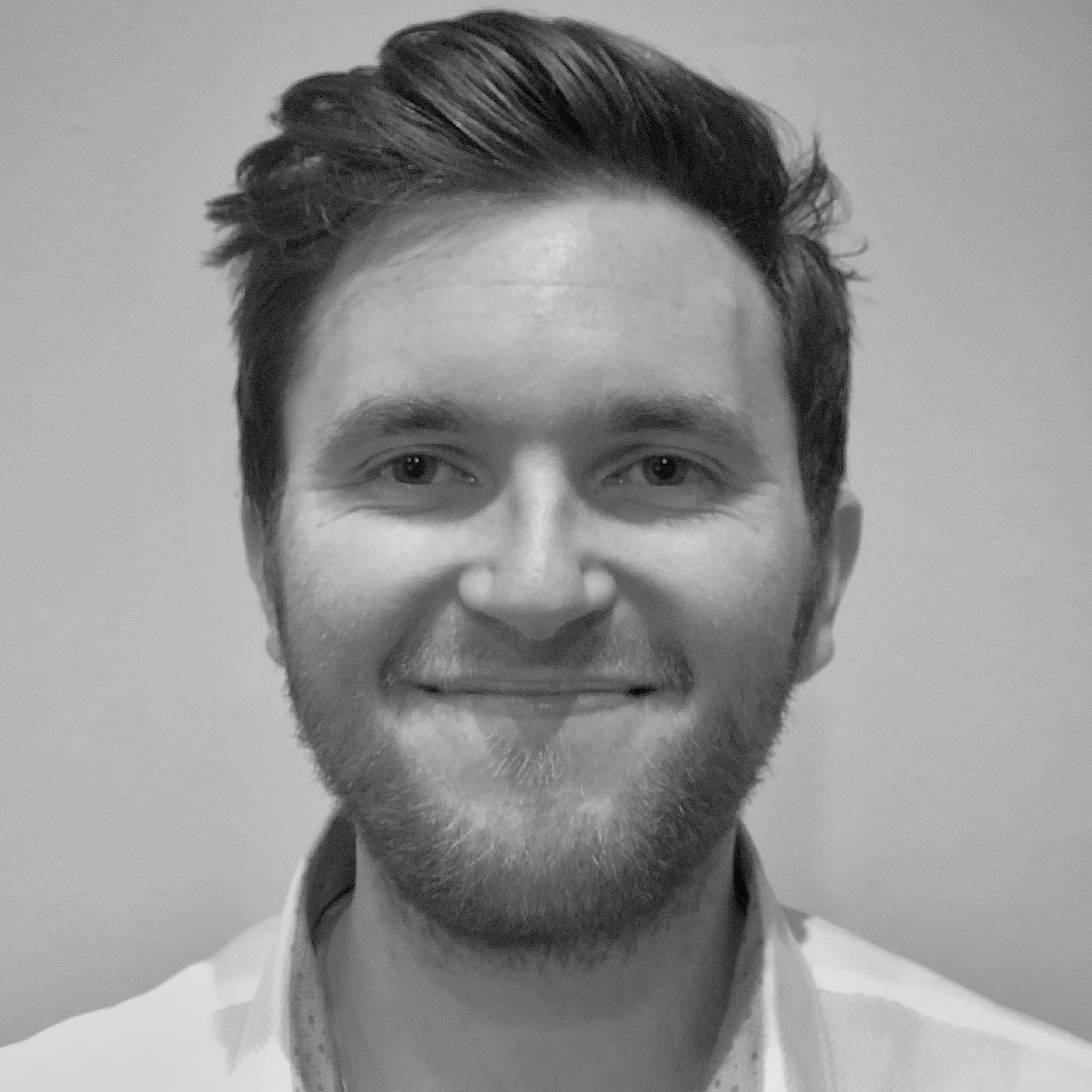 "Alex Chown - Sales ExecutiveAlex is the most recent addition to our team, ready to welcome you to our showroom. Another resident Apple Expert and soon to be with all things B&O.""Fancy a biscuit?"""