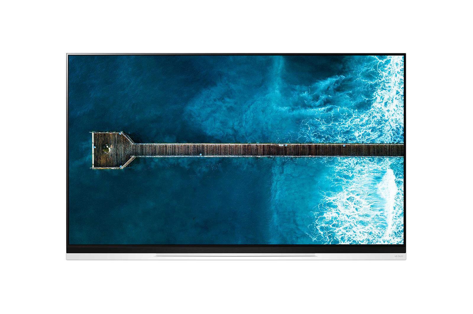 "LG OLED 4K TV - E9 - 65"" £2,799, 55"" £1,999"