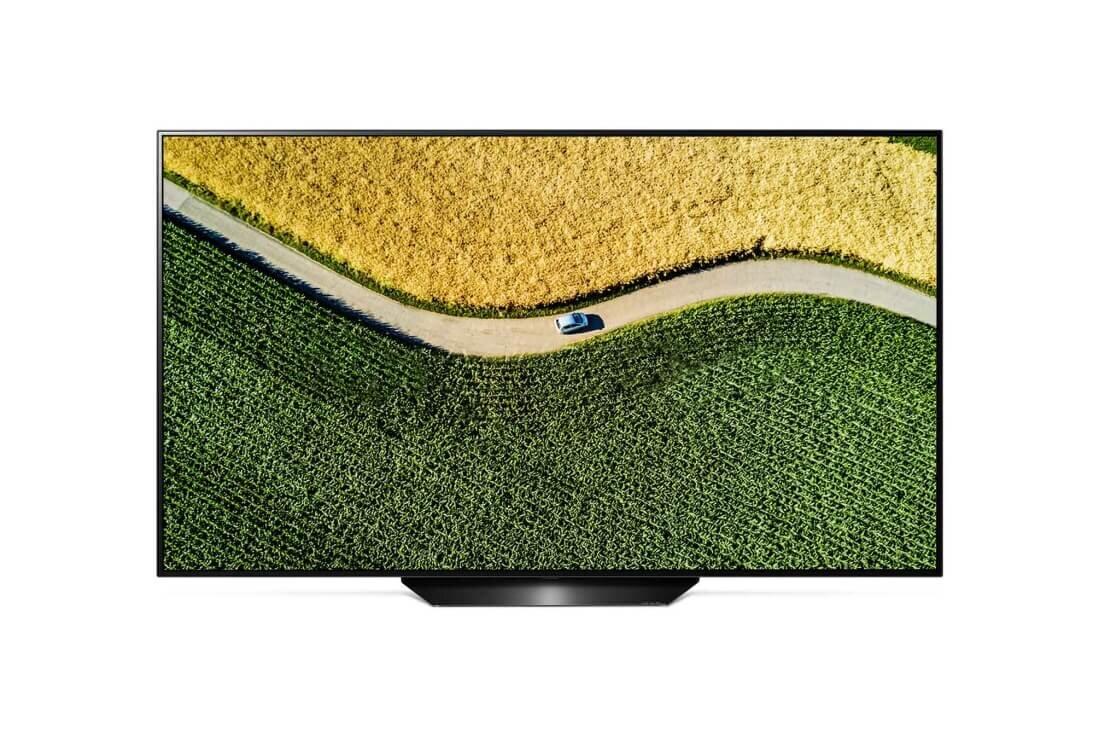 "LG OLED 4K TV - B9 - 65"" £1,799, 55"" £1,499"