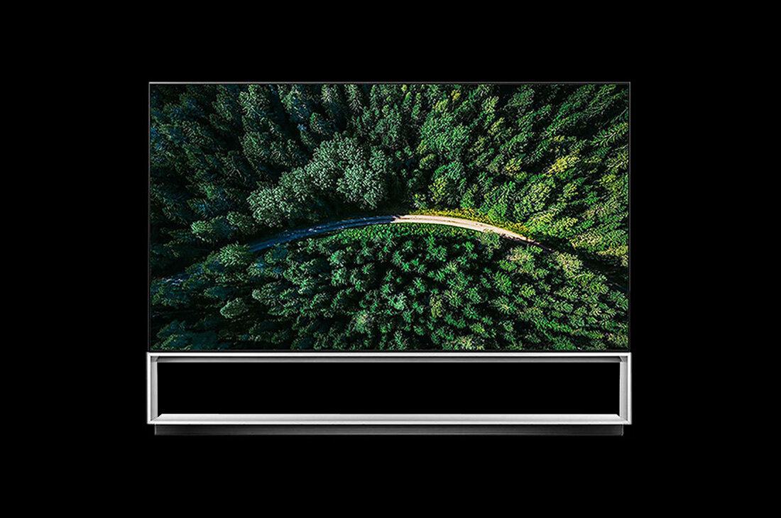 "LG OLED 8K TV - Z9 - 88"" £29,999"