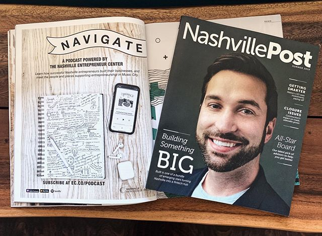 Gooooood morning, Nashville!!!!🤩happy to be back with ya this morning. In honor of being home, here's a little something I got to work on for the @entrecenter 's page in the @nashvillepostofficial 🤗I've been taking doodles notes pretty much since... well, I could hold a pencil + needed to sit still and listen to something . Visually recording anything from podcasts to college lectures has always been key for remembering the content, at least for me! S/O to @clarkbuckner , @brynnplumm and the rest of the wonderful EC crew for letting me have fun with this. And hey, pick up a copy of the Nashville Post for great content on tech, finances, and entrepreneurship in Nashville! * * * * * #squillustrate #squillustration #design #illustration #branding #graphicdesign #designstudio #nashville #tennessee #entrepreneurship #startup #maker #create #portrait #illustratedportrait #illustrator #adobe #nashvillepost #editorialillustration #sketchnotes #doodlenotes