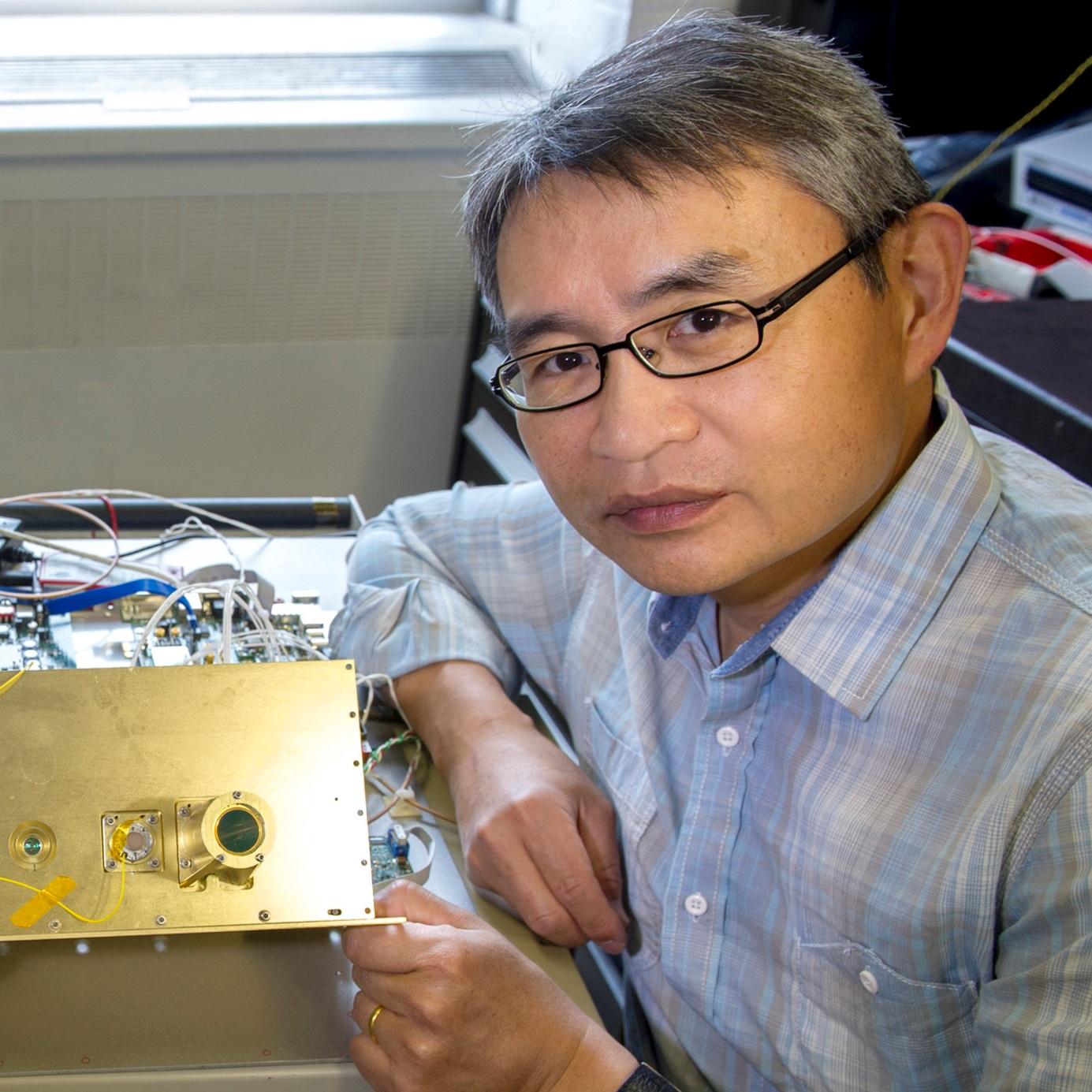 Anthony W. Yu