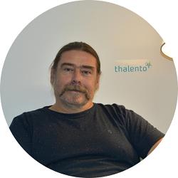 Herwig Goris  Grafisch ontwerper   herwig.goris@thalento.com