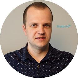 Bartosz Jaworek  Developer   bartosz.jaworek@thalento.com