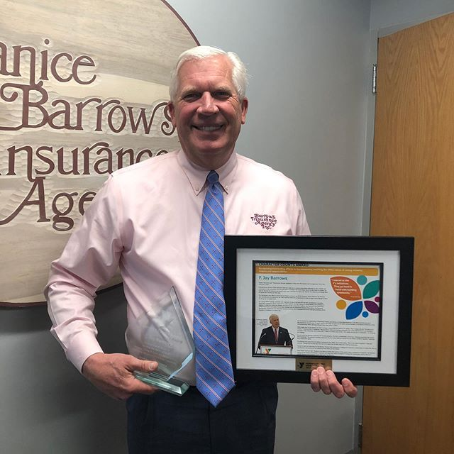 We are truly honored that our President and Owner, State Representative Jay Barrows, was the recipient of the Hockomock Area YMCA Character Counts Award last night.  Congratulations on receiving this award Jay. You inspire us each and every day!