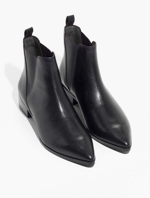 &Other Stories - Leather Chelsea Boots $149.00