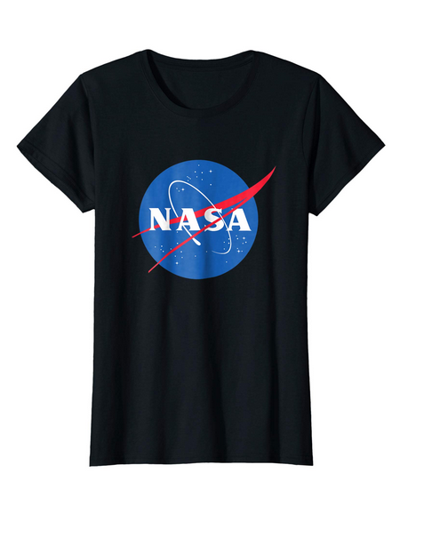 Space Geeks - Officially Approved NASA Meatball Logo T-Shirt $19.95(Similar)