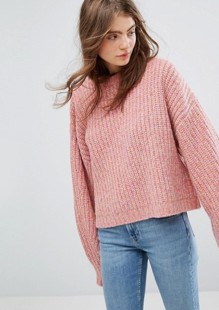 Weekday Press Collection  - Knit Sweater $77.50