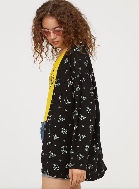 H&M - Kimono Jacket $29.99
