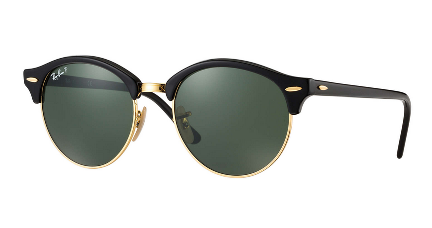 Ray-Ban - Clubround Classic (similar) $213.00
