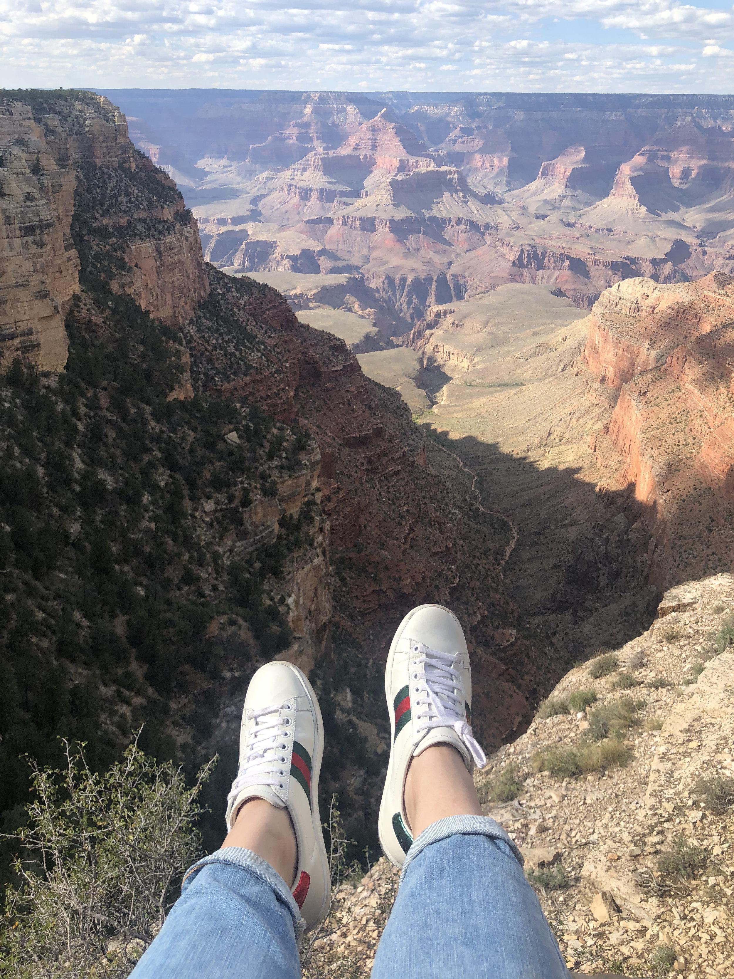 Grand Canyon   Zapatos
