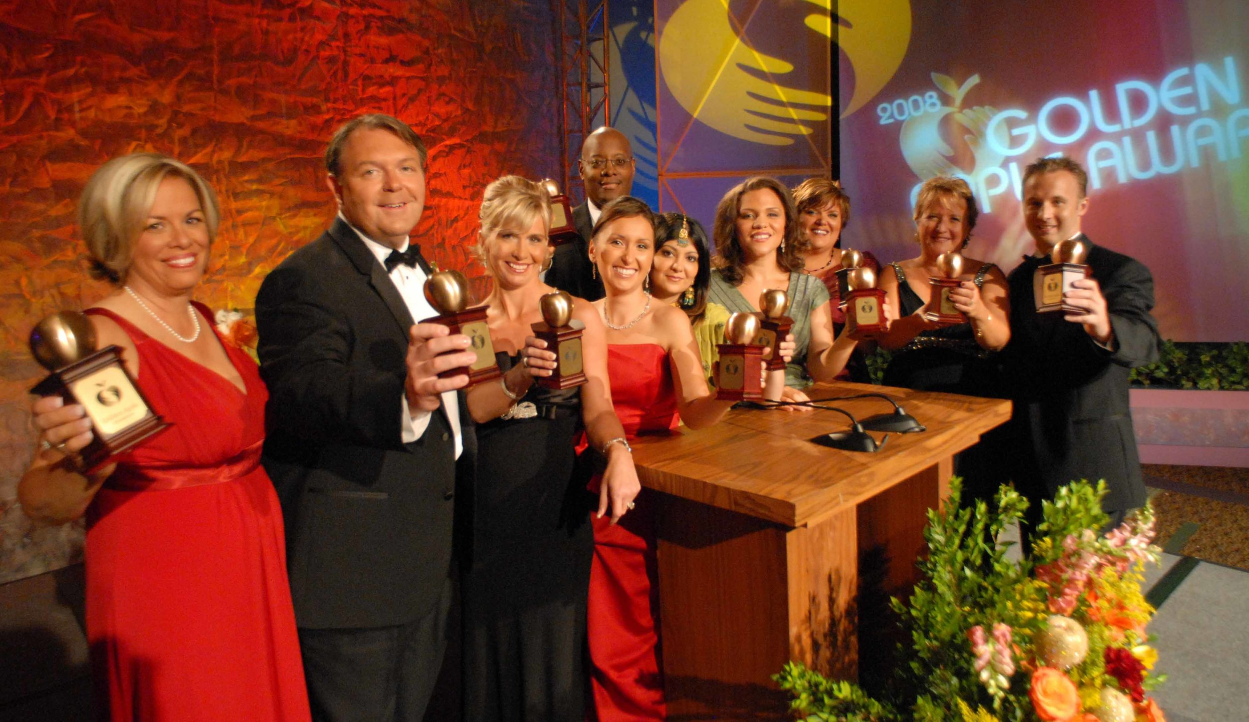 2008 Golden Apple Award winners.jpg
