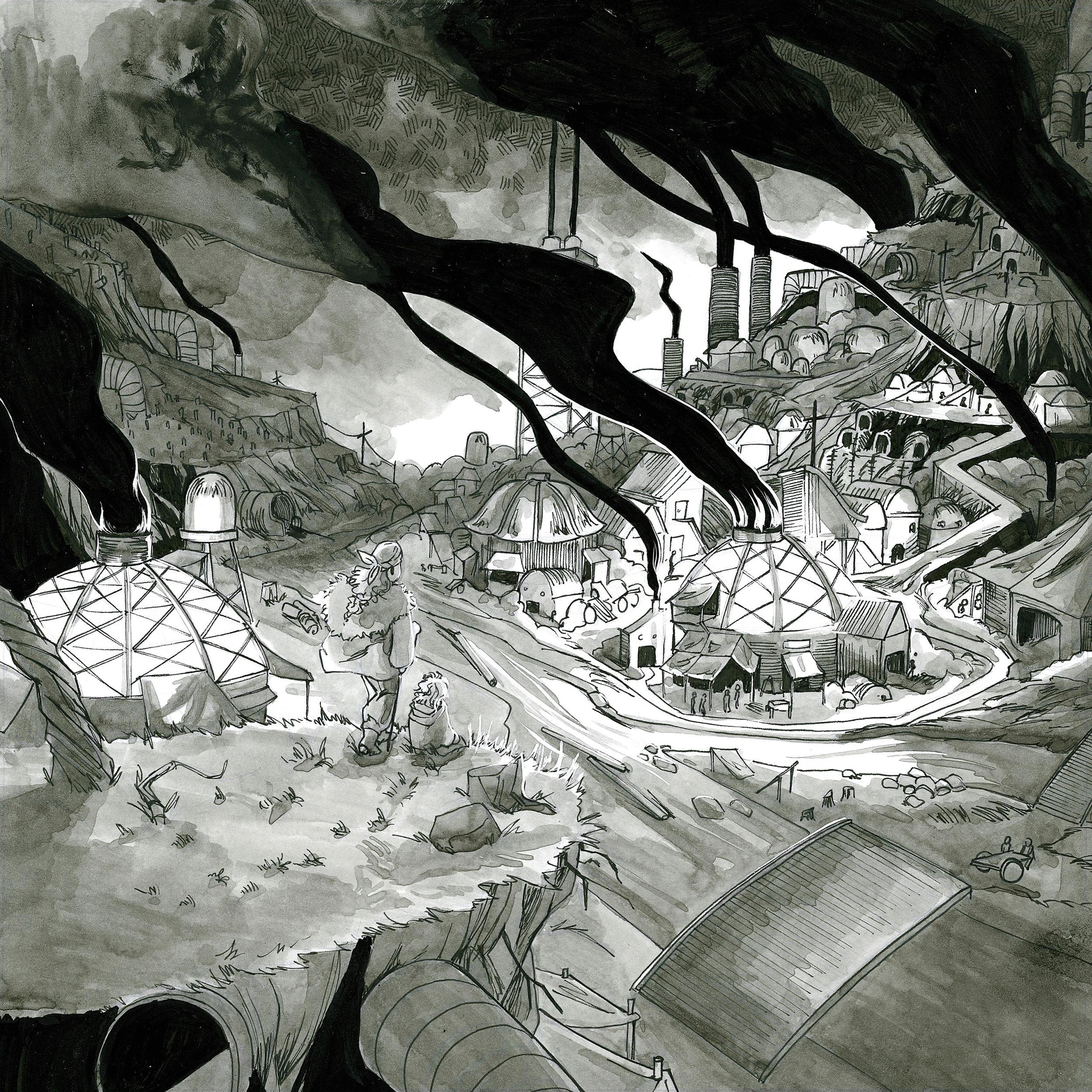 Illustration by Minerva Fox