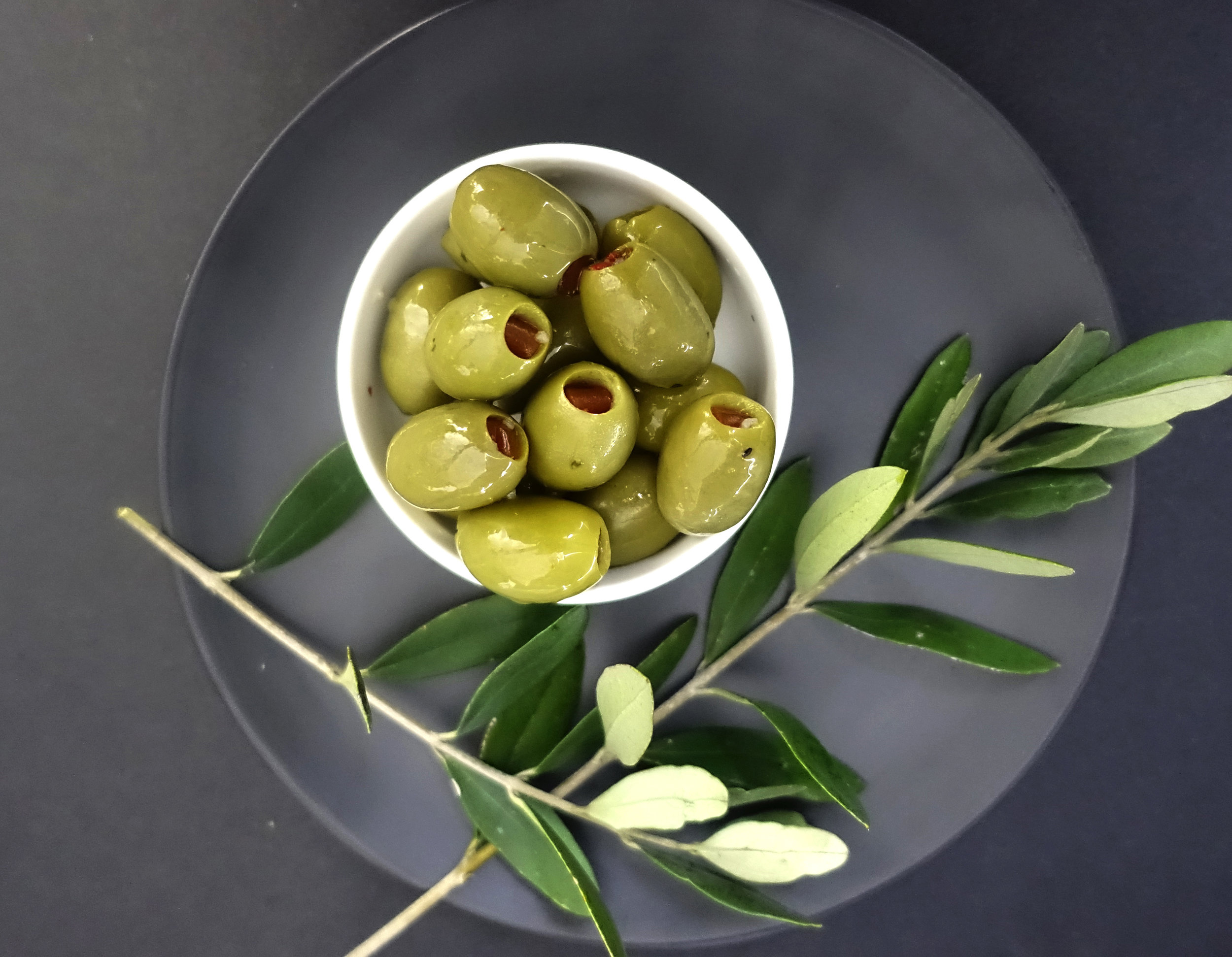 Small stuffed Olives