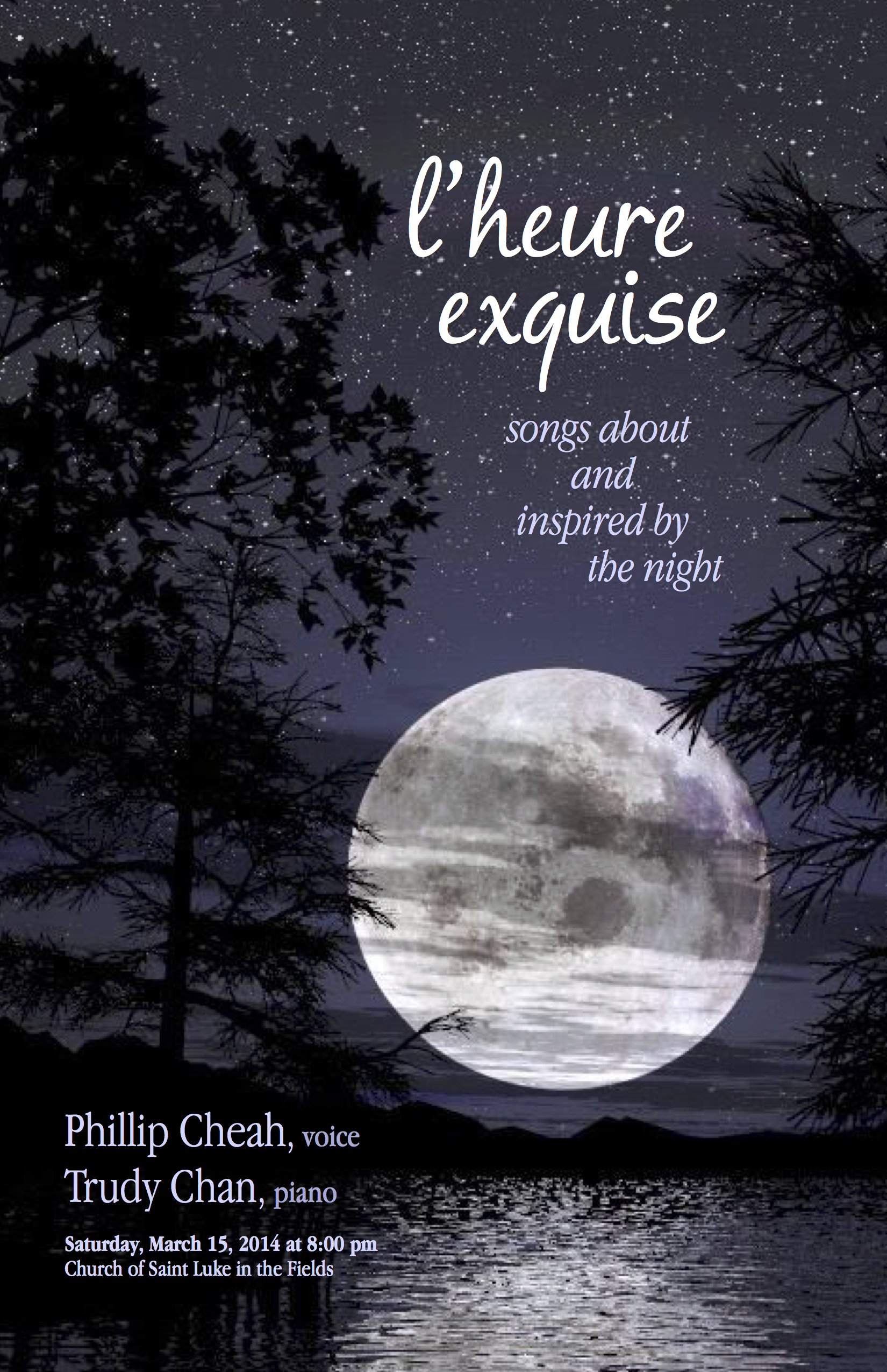 L'heure exquise Programme Cover.jpg