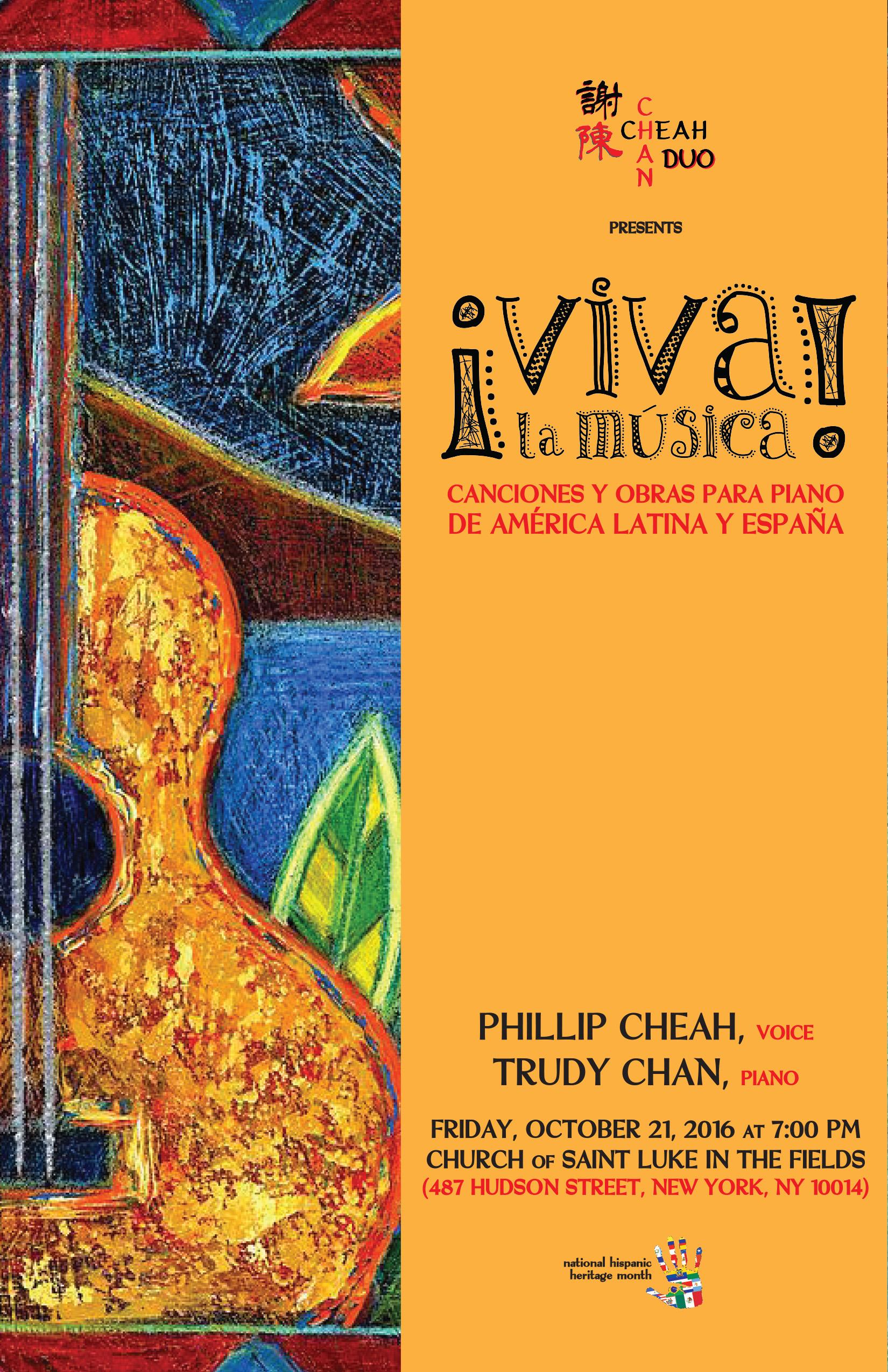 ¡Viva la música! Programme Cover for website.jpg